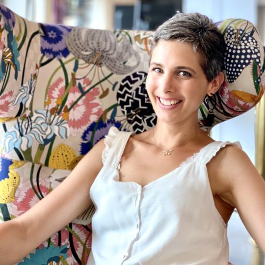 Mélanie Hannouche nous partage son histoire